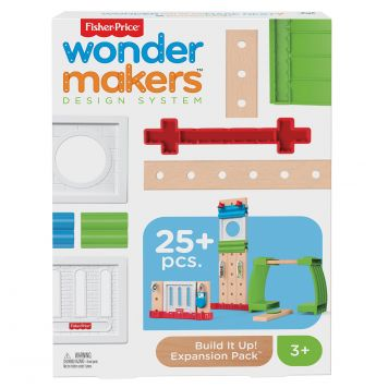 Fisher Price Wonder Makers Uitbreidingsset Build It Up