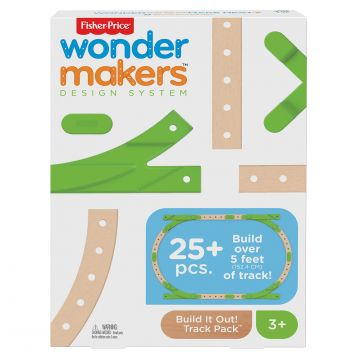 Fisher Price Wonder Makers Uitbreidingsset Build It Out