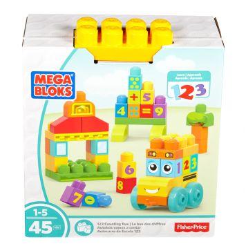 Mega Bloks 123 Bus