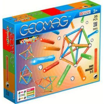 Geomag Confetti Target
