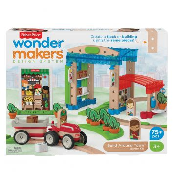 Fisher Price Wonder Makers Stad