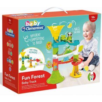 Knikkerbaan Baby Fun Forest Clementoni