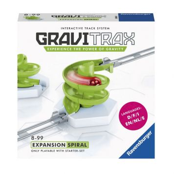 Gravitrax Spiraal