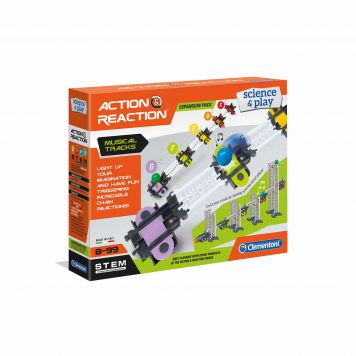 Action And Reaction Sound Track