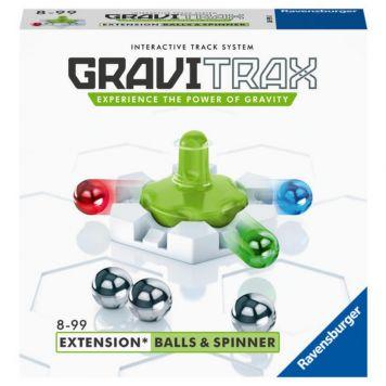 Gravitrax Balls En Spinner