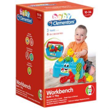 Baby Werkbank Clementoni