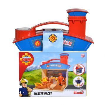 Brandweerman Sam Koffer Rescue Centre