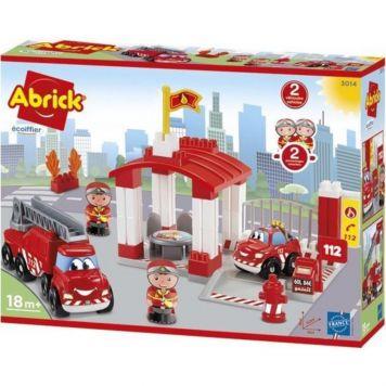 Brandweerstation Speelset