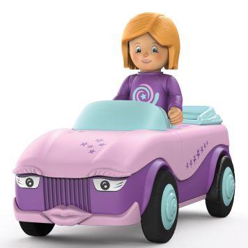 Toddys Betty Blinky 2 Delen Met Frictie-aandrijving
