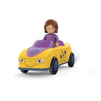 Toddys Zoe Zoomy 3 Delen Met Frictie-aandrijving