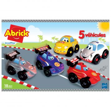 Autoset 5 Delig Abrick