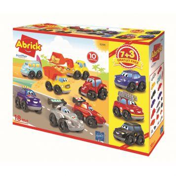 Autoset 10 Auto's