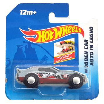 Hotwheels Houten Auto Assorti