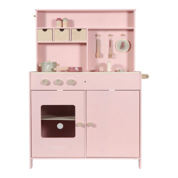 Little Dutch Keuken Roze