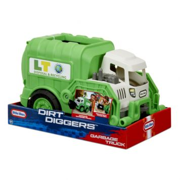 Little TIkes Digger Garbage Truck