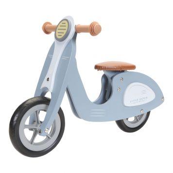 Little Dutch Scooter Blauw