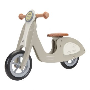 Little Dutch Scooter Olijf