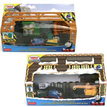 Thomas & Friends Take-n-Play Engine Assorti