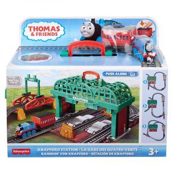 Thomas Trackmaster Station Knapford Speelset