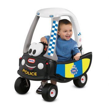 Little Tikes Cozy Coupe Politie Loopauto