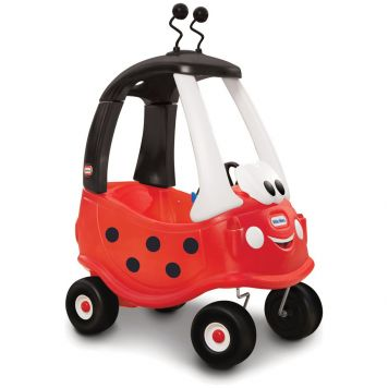 Little Tikes Cozy Coupe Lieveheersbeestje Loopauto