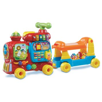 Vtech 5 in 1 Letter Locomotief