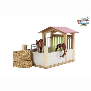 Stal Paardenbox Roze 14 X 21,5 X 15,5 Cm