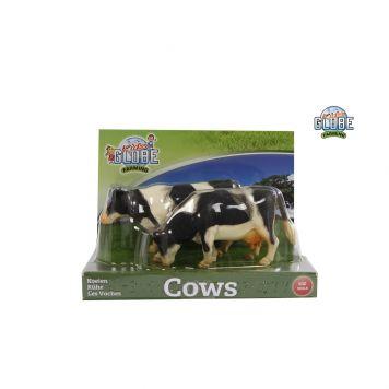 Koeien Kids Globe 2 Stuks 1:32 Assorti