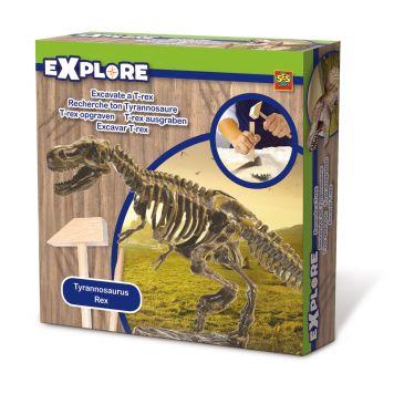 SES Explore T-Rex Opgraven