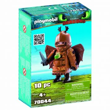 Playmobil 70044 Vissenpoot In Vliegpak