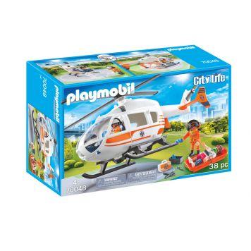 Playmobil 70048 Eerste Hulp Helikopter