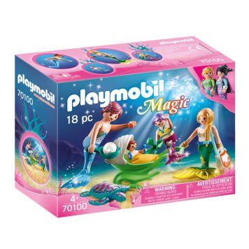 Playmobil 70100 Meerminnenfamilie