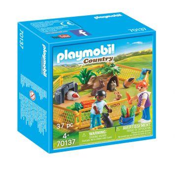 Playmobil 70137 Kinderen Met Kleine Dieren