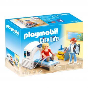 Playmobil 70196 Praktijk Radiologie
