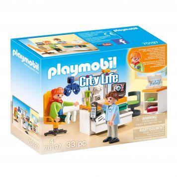 Playmobil 70197 Praktijk Oogarts