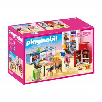 Playmobil 70206 Leefkeuken