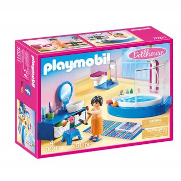 Playmobil 70211 Badkamer Met Ligbad