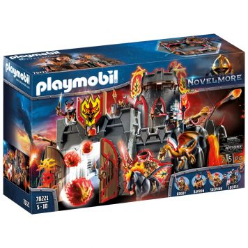 Playmobil Novelmore 70221 Kasteel Van De Burnham Raiders