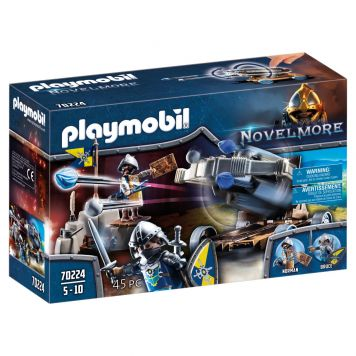 Playmobil 70224 Novelmore Ridders Met Waterballista