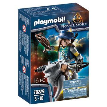 Playmobil 70229 Novelmore Boogschutter Met Wolf