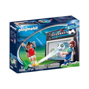 Playmobil 70245 Voetbalmuur