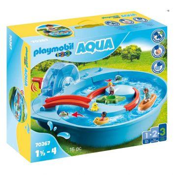Playmobil 1.2.3 70267 Aqua Vrolijke Waterbaan