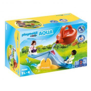 Playmobil 1.2.3 70269 Aqua Waterwip Met Gieter
