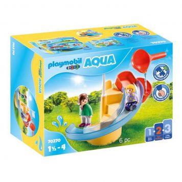 Playmobil 1.2.3 70270 Aqua Waterglijbaan
