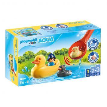 Playmobil 70271 Aqua Eendenfamilie