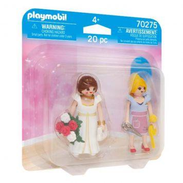 Playmobil 70275 Duopack Prinses En Kleermaker