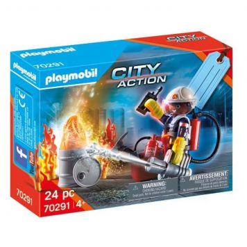 Playmobil 70291 Cadeauset Brandweer