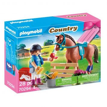 Playmobil 70294 Cadeauset Paarden