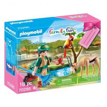 Playmobil 70295 Cadeauset Zoo