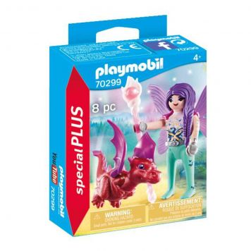 Playmobil 70299 Fee Met Drakenbaby